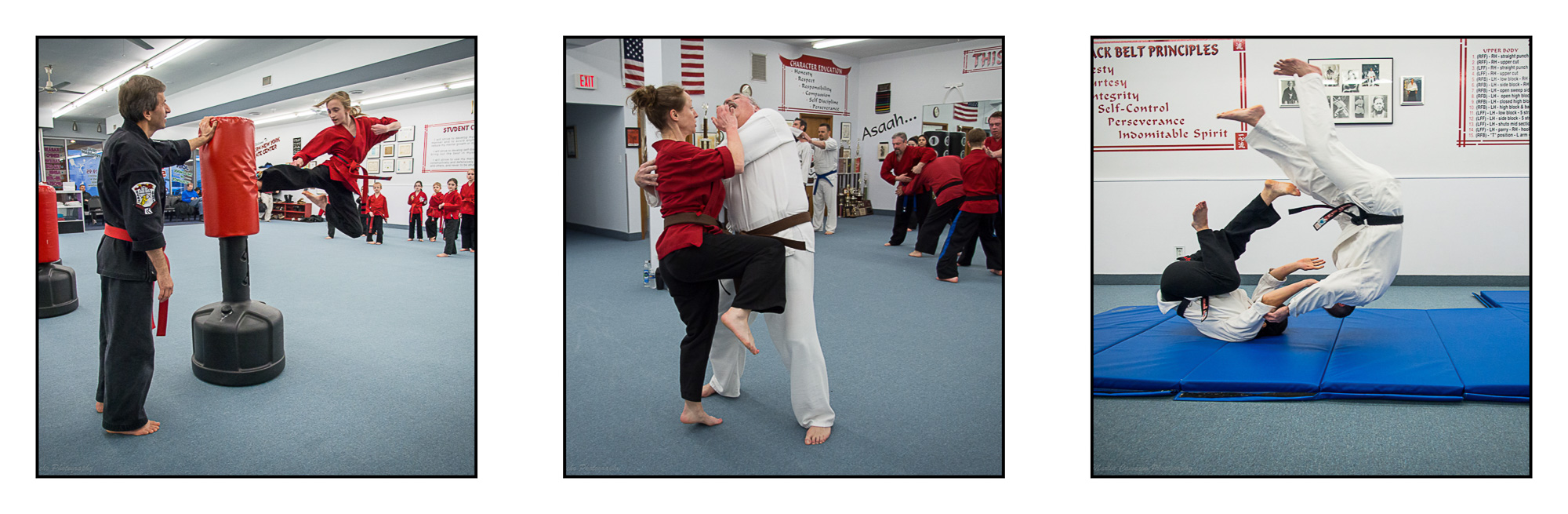 Image of self-defense