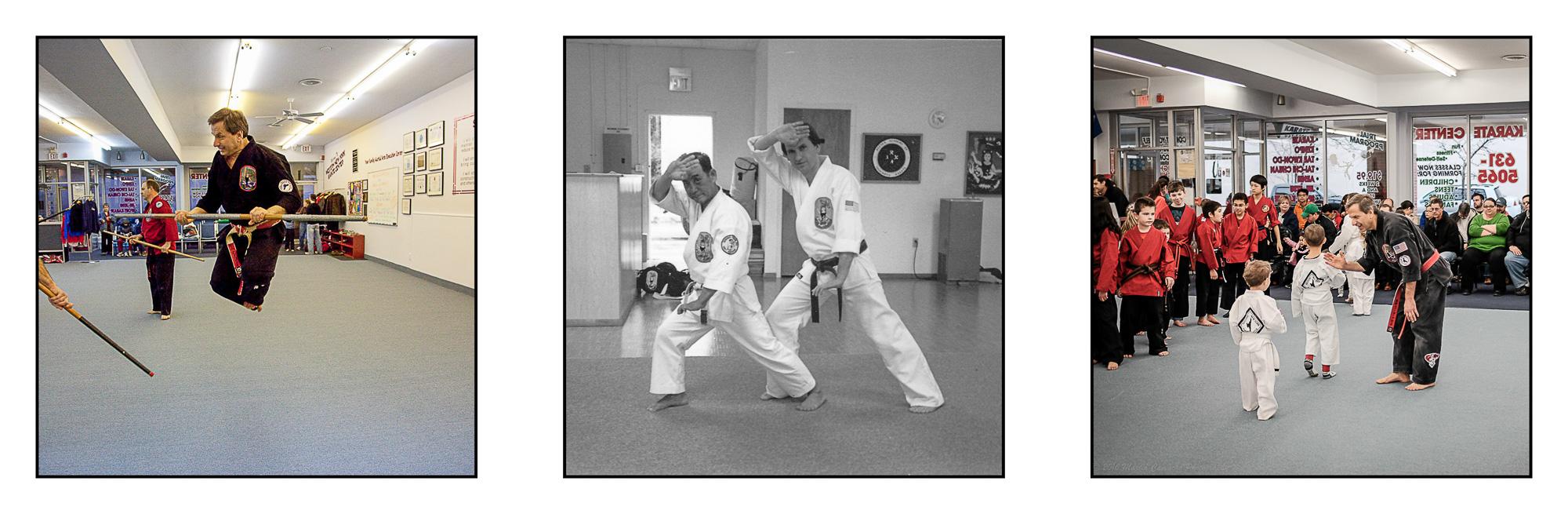 Hanshi Jim in class
