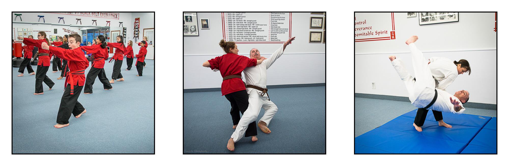 self-defenses techniques