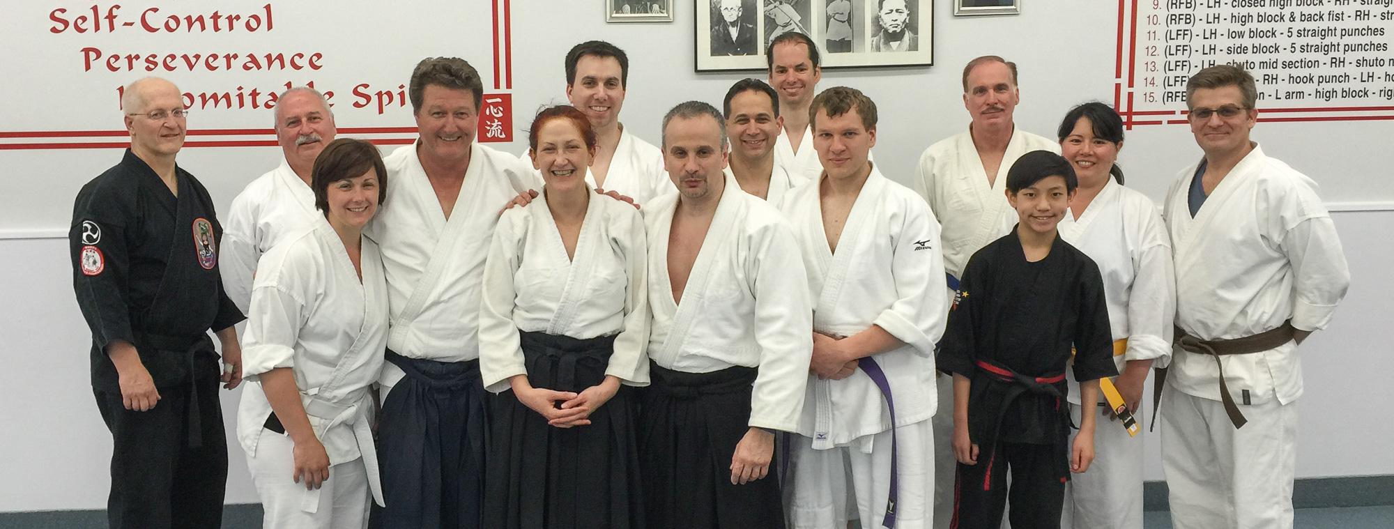 Image of Aikido class